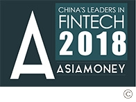 China's leaders in fintech: 2018
