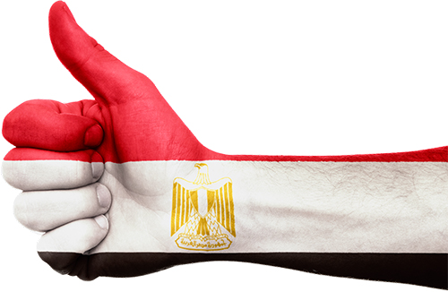 Risk survey shows Egypt is becoming a more favourable option