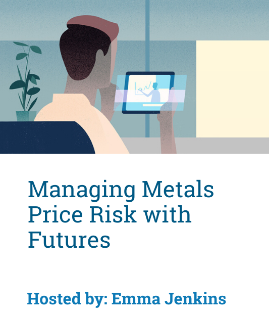 LME Education Webinar: Managing Metals Price Risk with Futures