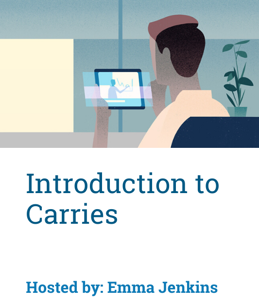 LME Education Webinar: Introduction to Carries